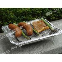 China mini bbq instant disposable grill wholesale