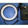China Microscope led ring light 100mm large diameter microscope lamp wholesale