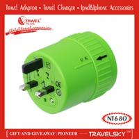 China 2012 Hot Selling Electrical Plug And Socket With High Quality For Promotional Items (NT680) wholesale