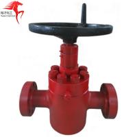China API 6A wellhead  manual 4-1/16
