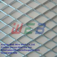 China light expanded metal mesh wholesale