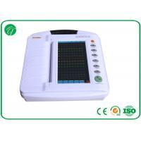 Digital Electro Medical Equipment , Portable 12 Channel / Lead ECG Machine