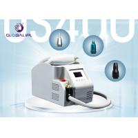 Buy cheap Sapphire / Ruby Q Switched ND YAG Laser Tattoo Removal Machine 1400mj , 1064nm / from wholesalers