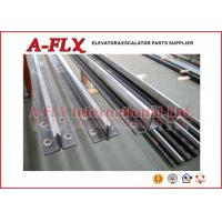 China T Type T50A Elevator Guide Rails , customizable Solid Guide Rail on sale