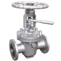 China Stainless Steel Plug Valve Good Sealing Nice Appearance Manual Operation wholesale