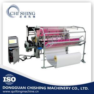 Velocidad automática profesional de la máquina que acolcha 200-500 RPM, anchura que acolcha de 1626 milímetros