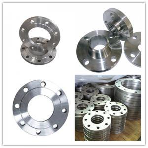 China WNRF SORF Titanium Pipe Flange , Threaded Flange Corrosion Resistance wholesale