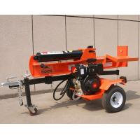 China 42 Ton 1050mm Gasoline Firewood Log Splitter with Hydraulic Arm and Front Table wholesale
