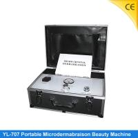 China FDA Listed Diamond Microdermabrasion Machine For Home Use , Skin lifting YL-707 wholesale