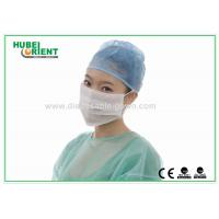 China ESD 3 Ply Face Mask White Anti Static disposable dust masks with Ear Loop wholesale