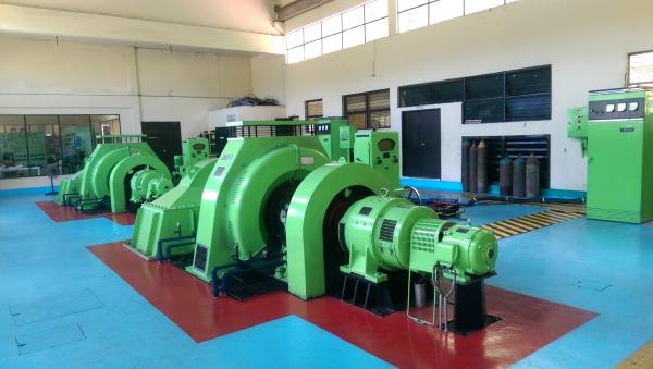 Quality Good Quality Turbina Pelon Price / Micro Pelton Turbine Generator for Mini Hydropwoer Plant for sale