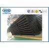 China Dispositivos bajos/de alta presión del intercambio de calor del ahorrador del humo con los tubos aletados wholesale