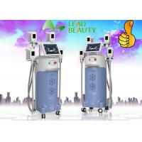 China 4 Handpiece Cryolipolysis Slimming Machine Safe For Fat Freezing wholesale