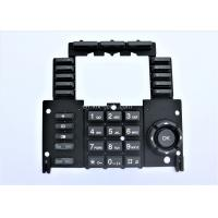 China Custom Made Silicone Numeric Keypad For Industrail Machine SGS ITAF Approval wholesale