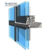 Anodizing 6061 6005 Extruded Aluminium Profiles Cutting / Driling / Punching for sale