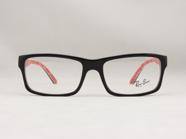 red ray ban glasses frames
