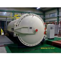 China Auto Diameter 3m glass deep-processing laminating autoclave machinery for sale  wholesale