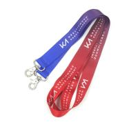 China Full Printing Dye Sublimated Lanyards Personal Company Promoting Presents wholesale