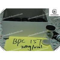 Pentadecapepti BPC 157 Peptide Body Protection Compound-157 2mg / Vial Cas 137525-51-0