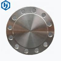 China ANSI Weld Neck Flange / Carbon Steel Blind Flange With Pipe Fitting on sale