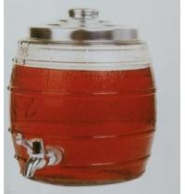 China Glass jar,8L 10L 20L Glass infusion jar with customer logo different shapes on sale