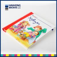 China Colorful glossy lamination childrens custom coloring book printing service A5 Size on sale