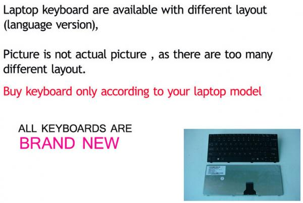 Quality New for sony Vaio VPC-SB laptop keyboard for sale