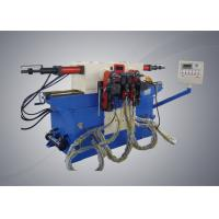 China Fully Automatic Cnc Tube Bending Machine Clamping Feeding Low Power Construction on sale