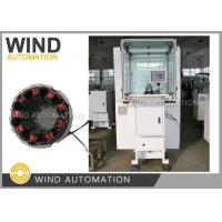 Buy cheap 1.8mm AWG13 Big Copper Wire Coil Winding Machine For Brushless Motor Stator from wholesalers