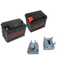 Buy cheap Transparent Car Battery Mould Tpe Injection Molding Hot runner Corrosion from wholesalers