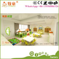 China Childrens free school room furniture for child care on sale