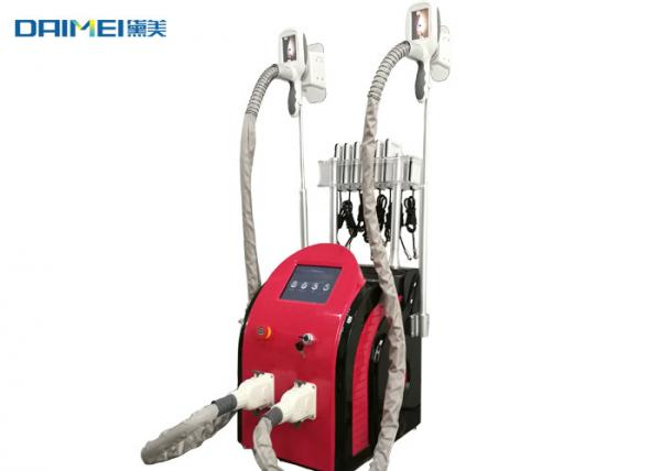 Quality Multifunctional Cryolipolysis Slimming Machine / Belly Fat Removal Machine for sale