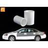 China Car Paint Surface Automotive Protective Film Medium Adhesion 6 Months Anti UV wholesale