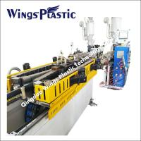 China HDPE DWC Pipe Plant Manufacturer In China , Double Wall Corrugated Pipe Plant on sale