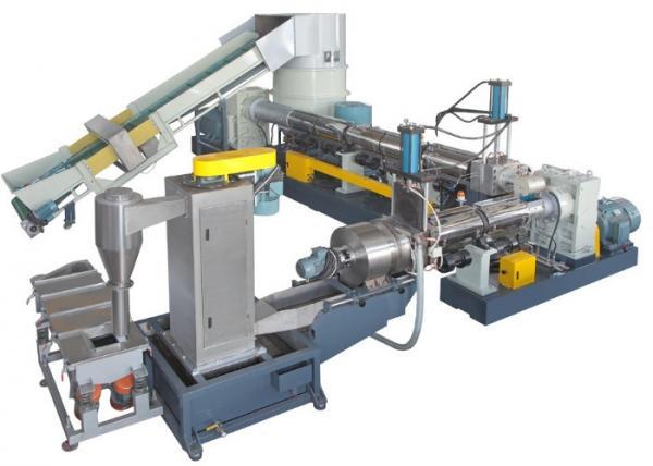 plastic regrind machine