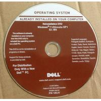 China pro DELL Windows 7 OEM Disc for Microsoft Win 7 Ultimate Product Key Download on sale
