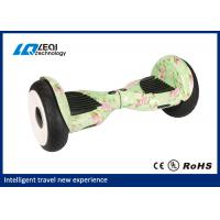 China Big Tyre Off Road Hoverboard , 2 Wheel Self Balancing Smart Electric Scooter wholesale