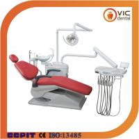 China NEW Color unit box cover VIC-V2 up mounted dental chair wholesale