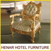 China Hotel Luxury Furniture King Throne Chair / Dining Chair / Salon Chair Standard on sale