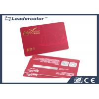 China Signature Panel MIFARE ® Contactless Smart Card MIFARE ® Classic 4k S70 wholesale