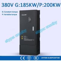 China 185kw 200kw Low Voltage frequency converter motor pump 50Hz/60Hz AC drive CNC Variable-Frequency Drive VFD AC-DC-AC wholesale