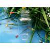 China Square / Round Plastic Cosmetic Bottles Refillable Perfume Bottles wholesale