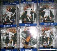 China Football Star Action Figure wholesale