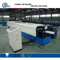 China High Efficiency Downpipe Roll Forming Machine , Roof Panel Roll Forming Machine wholesale