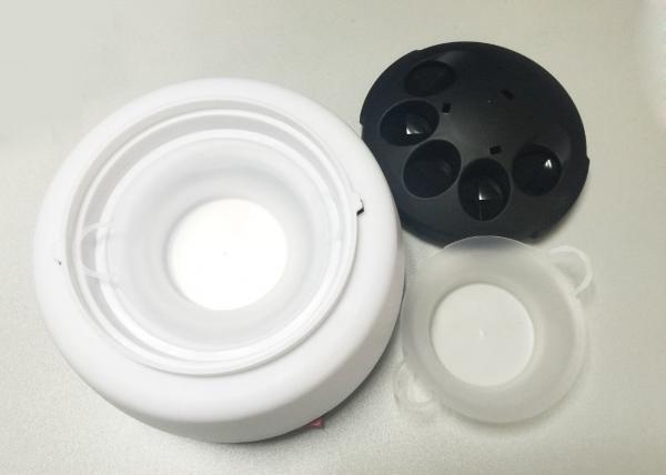 Quality Acessórios bondes úteis da arte do prego da bacia do tratamento de mãos da máquina de Phototherapy do removedor do vapor for sale