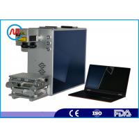 China Small Metal Laser Marking Machine , Auto CAD Jewellery Laser Marking Machine wholesale