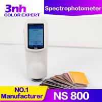 3nh Chroma Meter Portable Spectrophotometer NS800 Optical Geometry 45/0 Color Tester