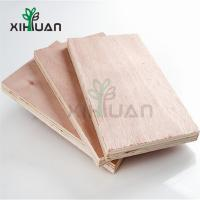 China Good Quality Commercial Phenolic Plywood for Furniture/Decoration/Building and Packing High-Quality Birch Plywood Types wholesale