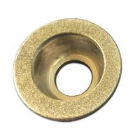China Customized Electroplated Diamond Grinding Wheels For Ceramic Thickness 20mm Hole 20mm wholesale