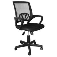 China 9KG Swivel Office Chairs With Wheels , High Back Computer Chair With Lumbar Support wholesale